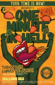 One Minute in Hell