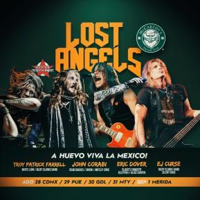Lost Angels en McCarthy's!