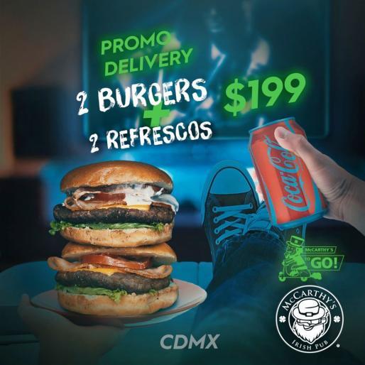 Promo Delivery CDMX